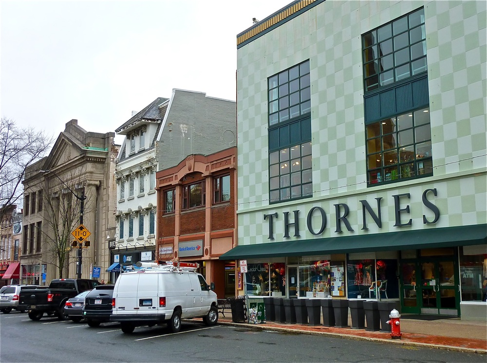 Thornes Marketplace in Northampton, Mass.