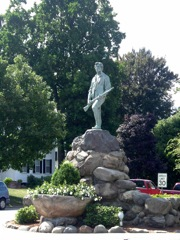 Lexington MA Minuteman photo