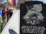 Veterans Day Photo, Walpole, MA