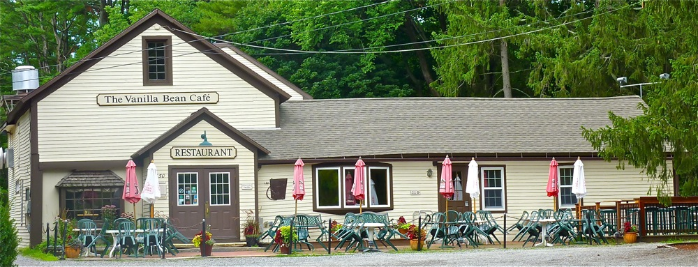 Vanilla Bean Cafe, Pomfret CT
