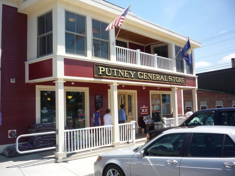 Picture of Putney General Store, Putney Vermont