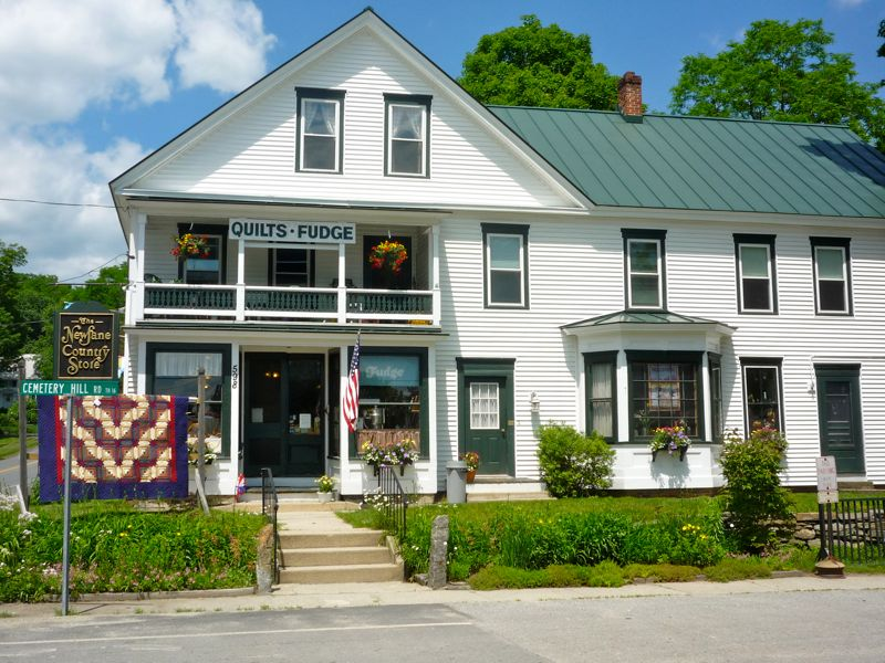 Picture of Newfane Country Store, Newfane Vermont