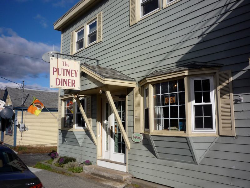 Picture of Putney Diner, Putney Vermont