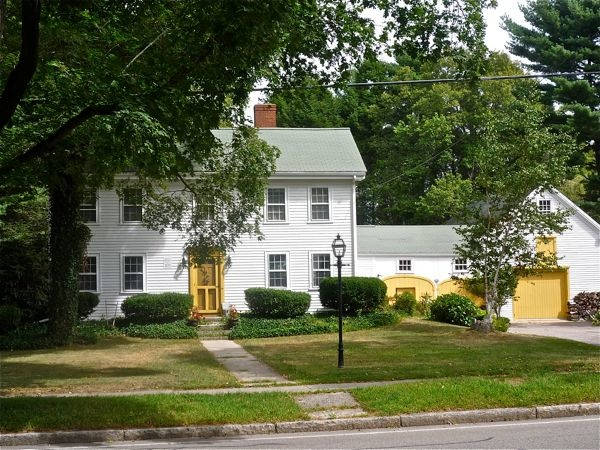 Historic home, Walpole MA