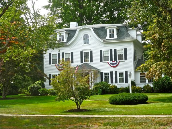 Common St. home, Walpole MA