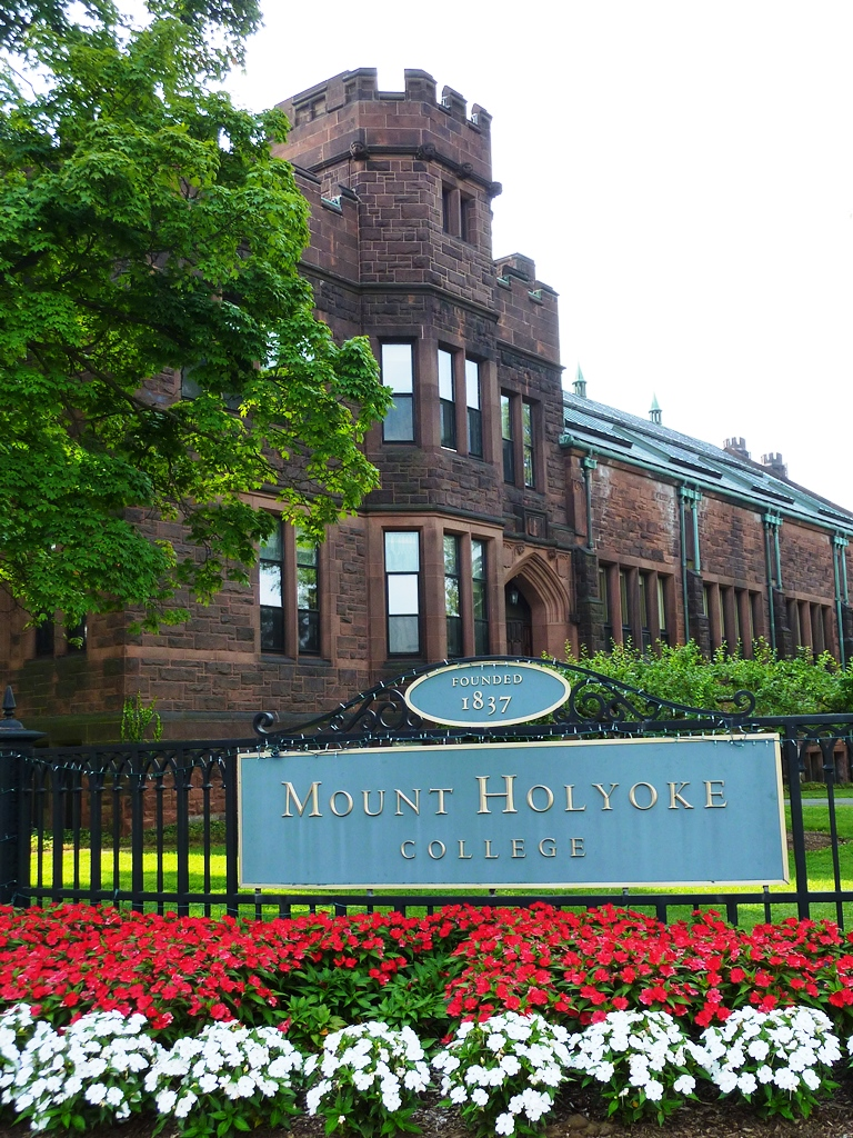 Mt. Holyoke College in South Hadley, MA