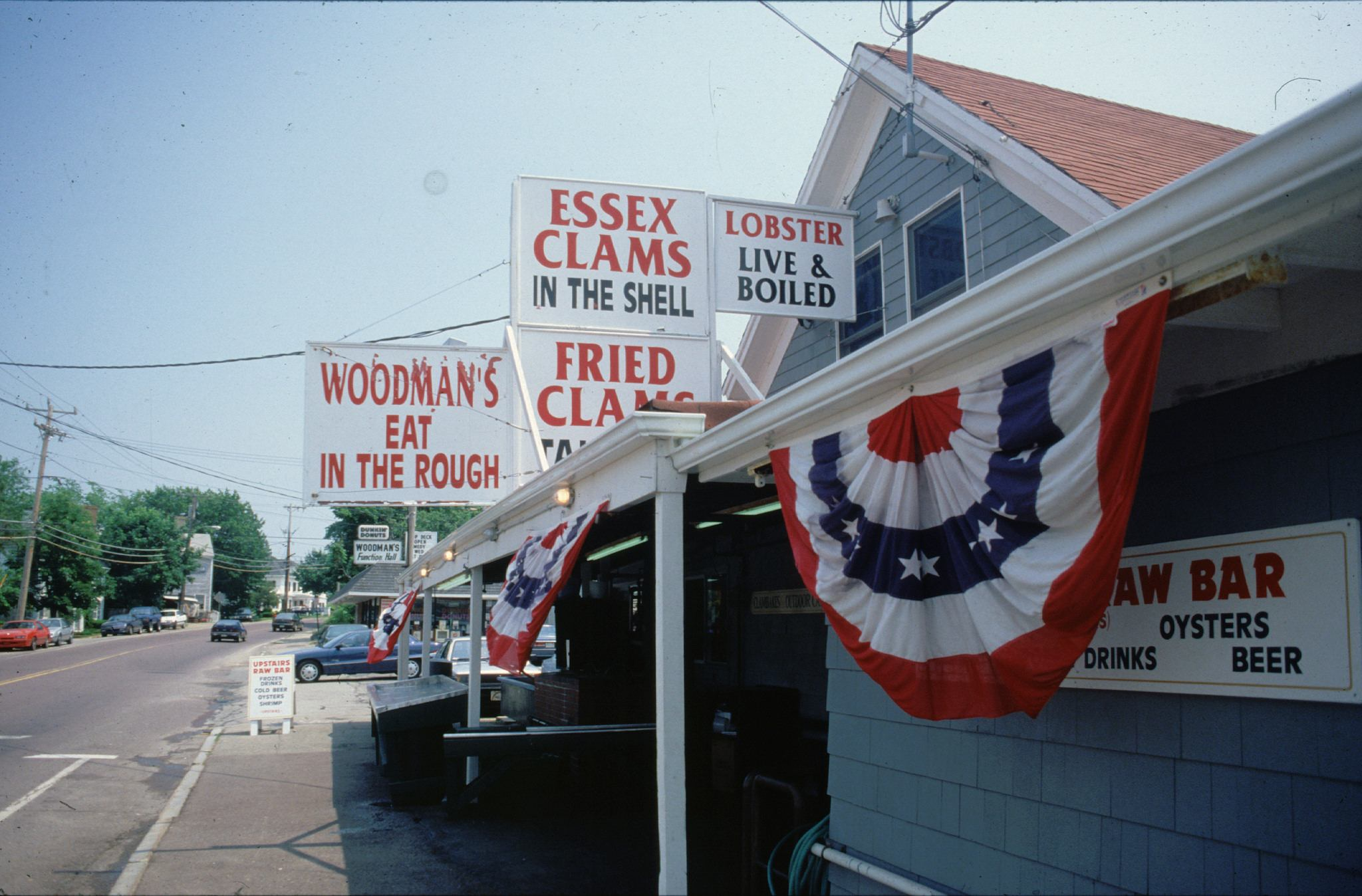 Woodman's, a classic seafood restaurant in Essex, Mass., is the birthplace of the fried clam.