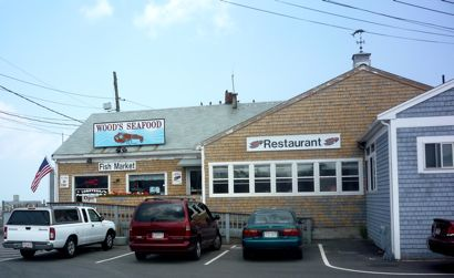 Woods Seafood photo, Plymouth MA