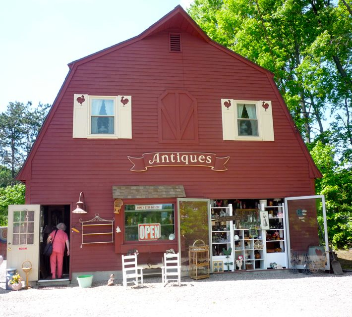 Wrentham antiques store