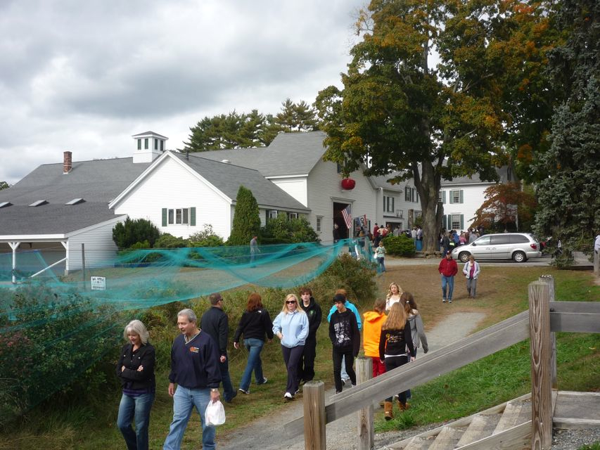 The Big Apple Farm, Wrentham MA