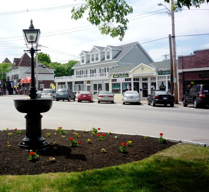Wrentham MA Downtown