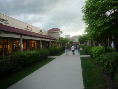 Wrentham Outlets photo, Wrentham, MA
