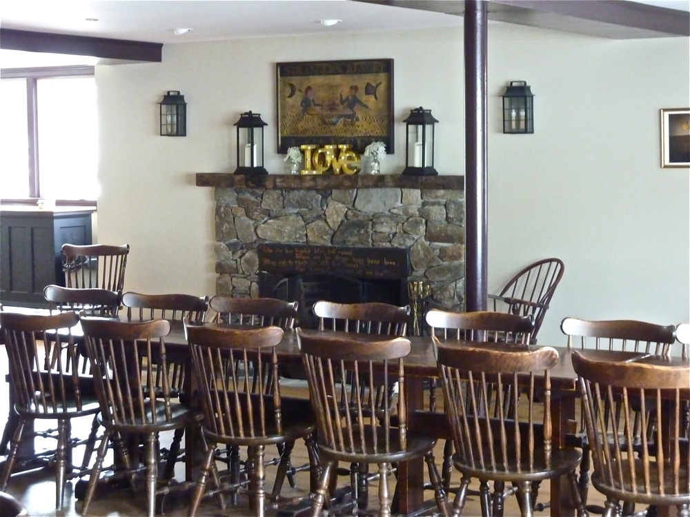 Function room at Ye Olde Tavern