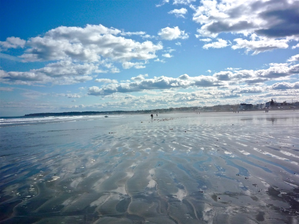 Long Sands Beach, York Beach, Maine